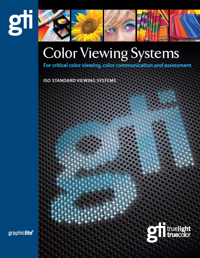 GTI Color Viewing Systems Full Line Printing Application