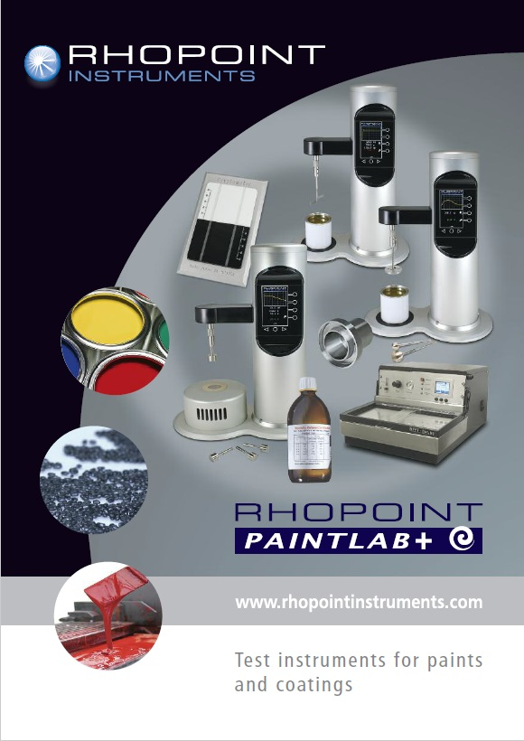 Rhopoint Paintlab+ Full Product Line Brochure