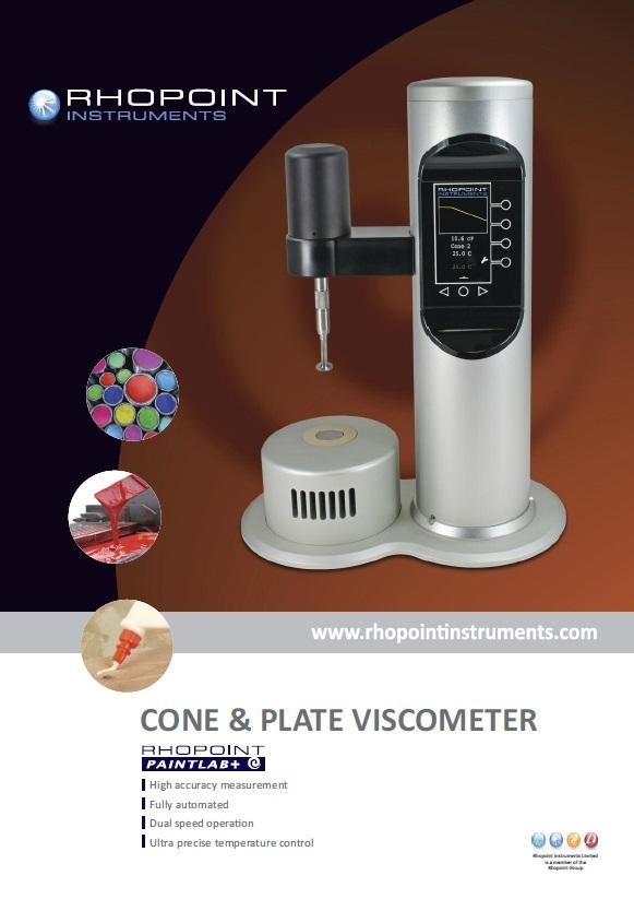 cone & plate viscometer