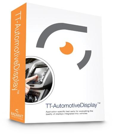 TrueTest Automotive Display